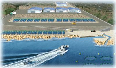 De l'idée à la réalisation de vos projets clés en main ou par étape en aquaculture, pisciculture conchyliculture, ferme aquacole viviers